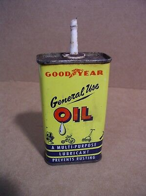 Goodyear General Use Oil Can