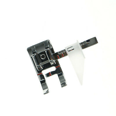 1pc Adjustable Guide Sewing Machine Presser Foot Fits All Low Shank HT