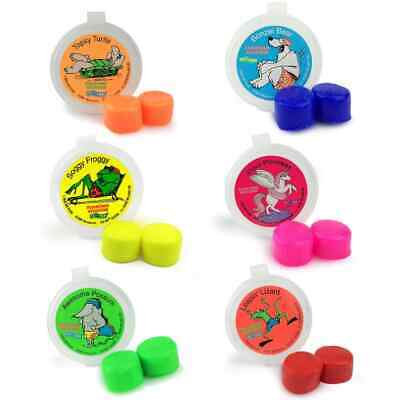 New Putty Buddies Swimming Ear Plugs for Kids