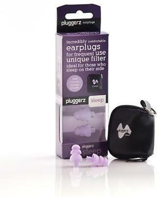 New Pluggerz All-Fit Sleep Ear Plugs