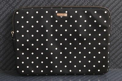fine quality discount for sale new specials KATE SPADE POLKA Dot Laptop Sleeve 13