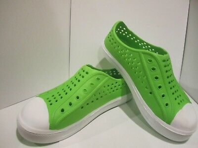 GREEN Native-style Sneaker-look Casual Shoes, US size 5