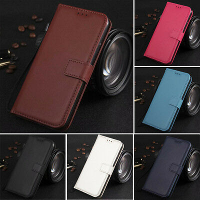 For Meizu 15 M6 M5 M3 Note Pro 6 7 Plus Flip Leather Magnetic Wallet Case Cover