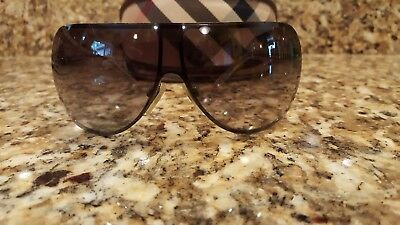 Authentic Burberry Shield Oversized Sunglasses Women