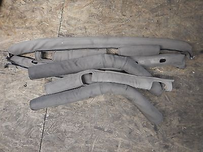 JEEP Wrangler TJ  97-02  Windshield Roll Bar Connectors w// Pads    FREE SHIPPING