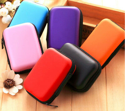 Bag Pouch Case Portable Protect Carry for 2.5'' USB External HDD Hard Disk Drive