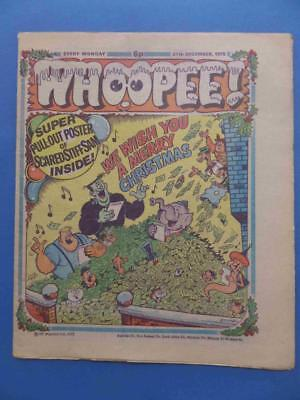 Whoopee! 27.12.75 Merry Christmas Issue! Nice!!