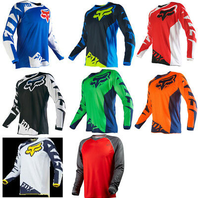 2018 Fox 180 race Riding Jersey Men's Motocross/MX/ATV/BMX/MTB Dirt Bike S1
