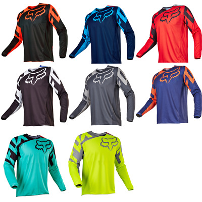 Fox Racing Riding Jersey Adult MX/ATV/BMX/MTB Dirt Bike Off Road 2018