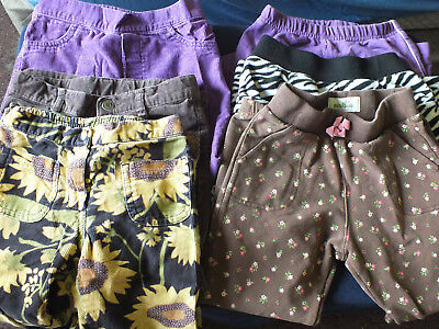 Girls Pants Size 4t lot Brands include Okie-Dokie, OshKosh, carter's and more