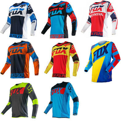 2018 Fox Racing Mens 6 Colors Legion Offroad Dirt Bike Jersey MX ATV Off-Road
