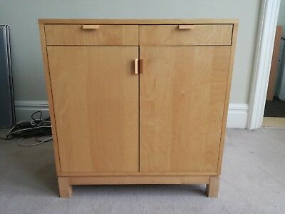 Laminated Office Cupboard - Ikea - Great condition