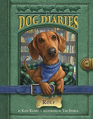 Kate Klimo-Dog Diaries #10: Rolf  (Us Import)  Book New