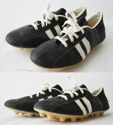 Rare Vintage 70's Greek Football Boots Shoes Eur 36 Us 5.5 Greece New Nos !