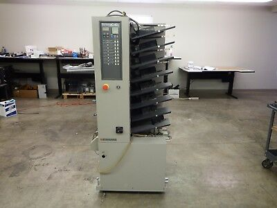 USED Standard Horizon MC-80A Collator Tower #2 No controller!