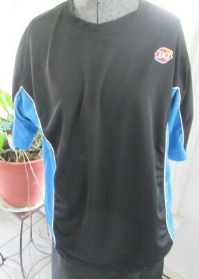 Dairy Queen Work Shirt with Logo Large