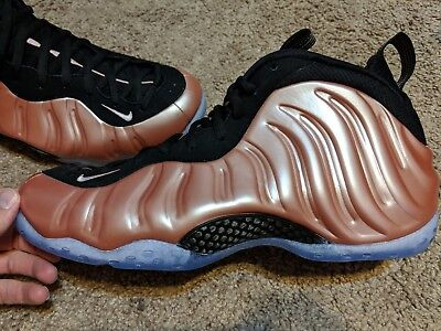 new concept 27979 552c4 NIKE AIR FOAMPOSITE ONE RUST PINK
