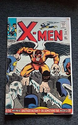 The X-men 19 1963 vol 1
