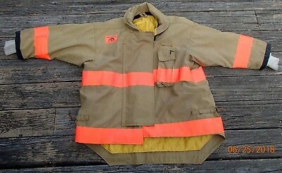 Fireproof Jacket Morning Pride Good Condition Size Large