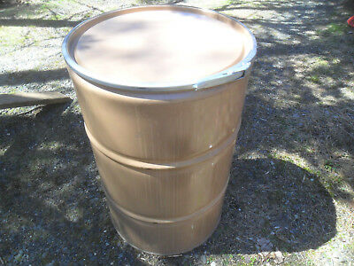 Open Top & Lid 55 Gallon Drum,Grill,Smoker,Burn Barrel,UDS,Stove,CT PICKUP ONLY