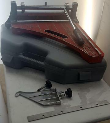 Roberts Vinyl Tile Cutter 10 900 12 With Case