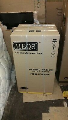 HEQS 6kg Top Load Washing Machine White 12 Months Manufactures Warranty