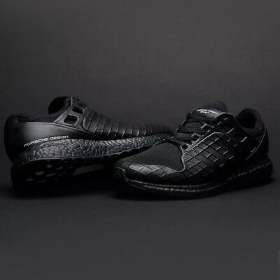 f9f6f65593d7 adidas Porsche Design PDS Ultra Boost Trainer BB5537 Triple Black UltraBOOST  DS