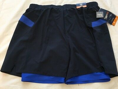 7207f593a0f14 Speedo Men's Swim Trunks Hydro Compression Jammer Swimming Shorts Size L NWT
