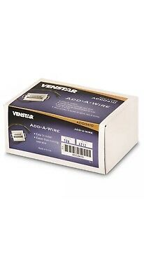 Venstar ACC0410 Add-A-Wire Accessory for All 24 VAC Thermostats 4 to 5 Wires,