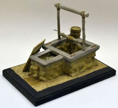 Reality In Scale 1:35 Large North African Well - Resin Diorama Accessory #35208