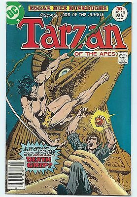 Tarzan of the Apes # 258 (DC) High Grade