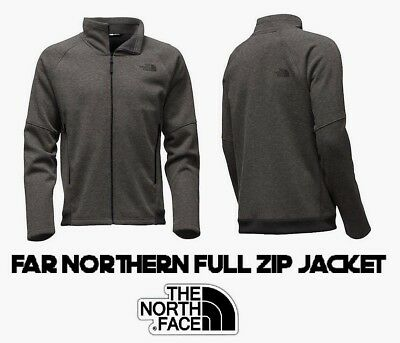 5d7d681f0 THE NORTH FACE Far Northern Full Zip Fleece Jacket Men's 2XL (XXL) New with  Tags