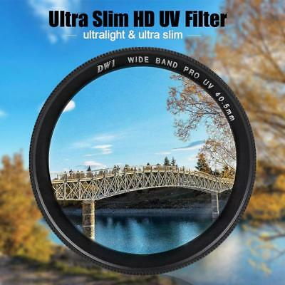 ZOMEI Ultra Slim Circular HD Optical Glass Lens UV Filter Accessories for DSLR