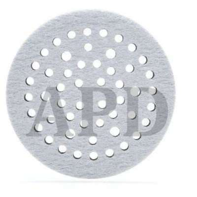 "1-Each 3M 6"" X 1/2"" Pn28322 Clean Sanding Soft Interface Disc Pad"