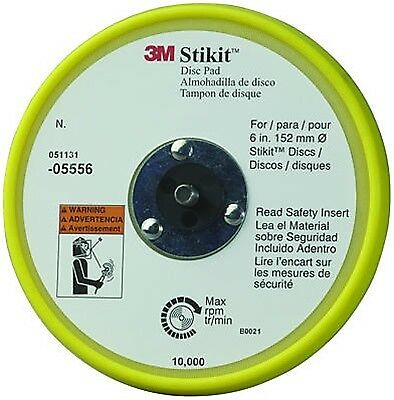"1-Each 3M Stikit 05655 5"" X 3/8"" D/F Low Profile Disc Pad 5/16-24 External"