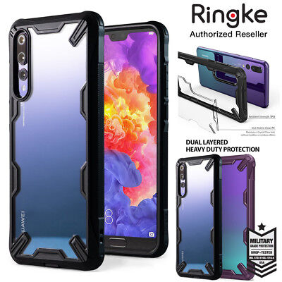 P20 P20 Pro Shock Proof Case Genuine RINGKE Fusion X Cover For Huawei