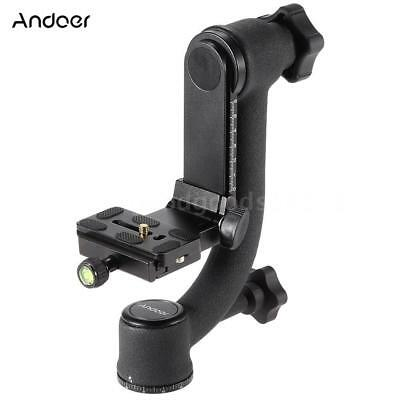 Andoer Professional Gimbal Stabilizer Tripod Head for Camera Telephoto Lens AU