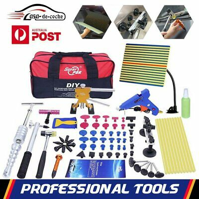 AU Stock PDR Tool Paintless Dent Repair Puller Lifter Tap Down Hail Removal Kit