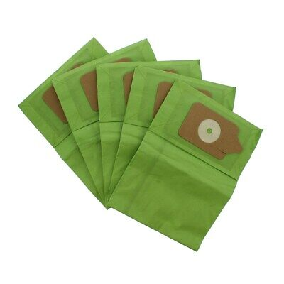 5 Pack Of Bags For Numatic Henry Hoover Vacuum Cleaner Double Layer Paper Bags