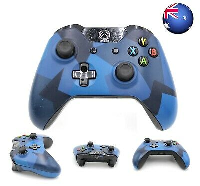 AU Midnight Forces Edition MS X box One Wireless Game Controller Gamepad for PC