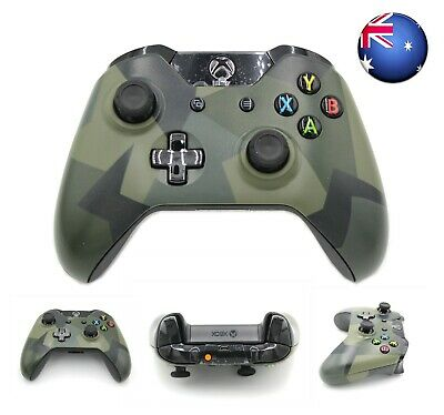 AU Armed Forces Edition MS X box One Wireless Game Controller Gamepad fr Windows