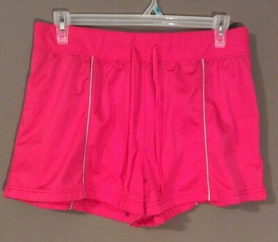 1b022edc2829 Cheetah Women's Shorts Pink Size Extra Large 100% Polyester Draw String