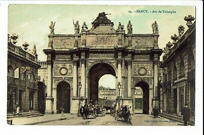CPA - Carte postale-France-   Nancy - Arc de Triomphe -  S709