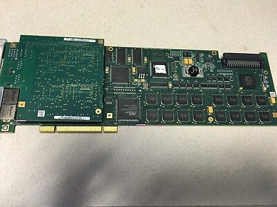 NMS Natural MicroSystems  CG6000/3200-2L/4TE Board Dialogic