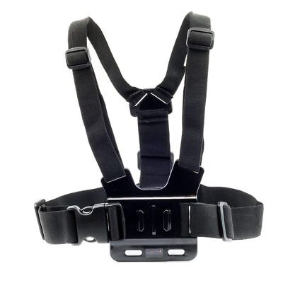 Chest Strap For GoPro HD Hero 6 5 4 3+ 3 2 1 Action Camera Harness Mount C2 X1F7