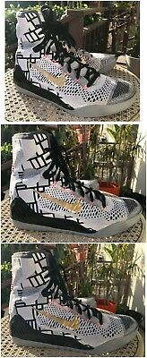 pretty nice f3d60 89d36 Nike Kobe 9 Ix High Elite Gold Fundamentals 630847-100 Men s Air Og Shoes  9.5