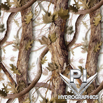 Hydrographic Film Hydro Dipping Water Transfer Printing Snow Blind Camo RC501