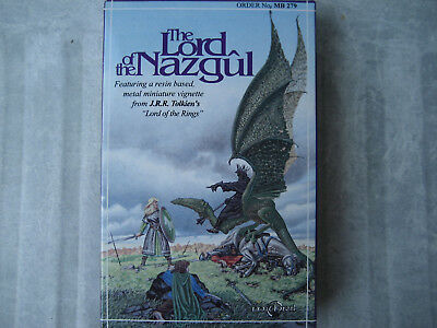 Mithril Miniatures - JRR Tolkien´s Middle-Earth - The Lord of the Nazgul - OVP