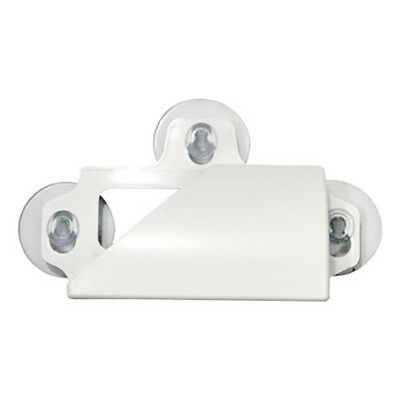 MINI EZ-Pass Clip Electronic Toll Tag Holder for the New Small E-ZPass - White