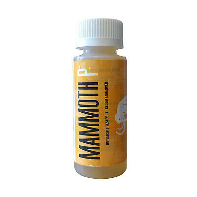 Mammoth P Microbes Active Microbials Phosphorus Bud Bloom Booster 2oz / 60ml